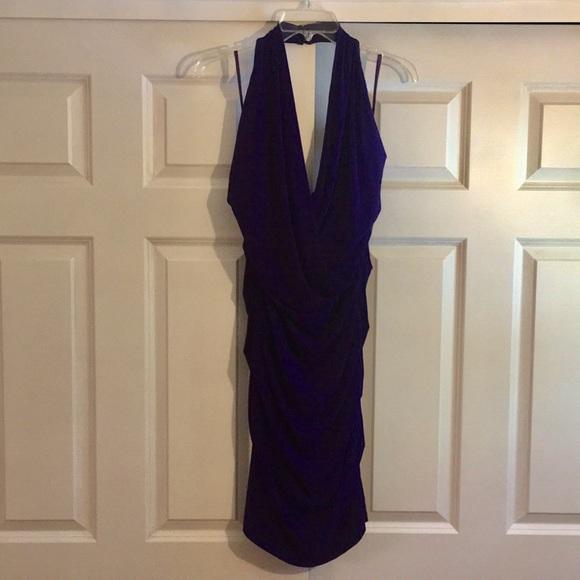 fd96973c117 Nicole Miller halter dress. NWT